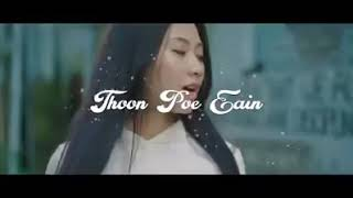 Zing , Thon Poe Eain - No Drama Zone ( Official Music Video ) - Myanmar new song