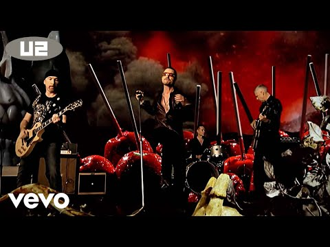 U2 – Get On Your Boots (Official)
