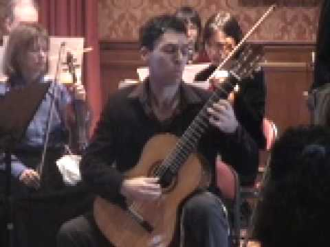 Jorge caballero plays Morel Concerto 2ndMvt