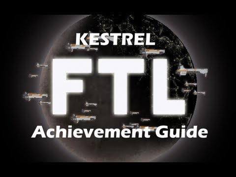 FTL Kestrel Achievement Guide - Unlocking Type B Layout