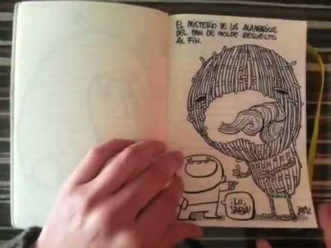 Thumbnail of video Cuaderno I
