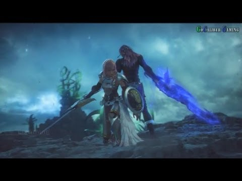 Final Fantasy XIII-2 Walkthrough - Part 1 - Lightning vs Caius