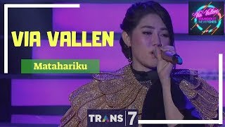 MATAHARIKU - VIA VALLEN | 'VIA VALLEN' DANGDUT NEVER DIES (01/05/18)