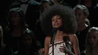 Esperanza Spalding - What a Wonderful World - (In Memoriam 2012)