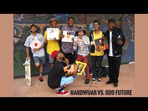 Nardwuar interviews Odd Future at SXSW 2011 in Austin, Texas , USA !