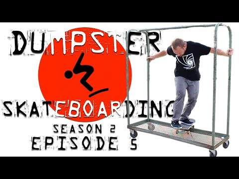 SKATE ANYTHING!  DDS Season 2 Ep. 5
