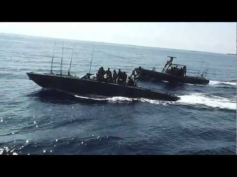 Estelle's mission. The first moment when IDF came near Estelle vessel