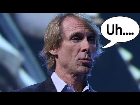 Michael Bay Addresses CES Epic Fail