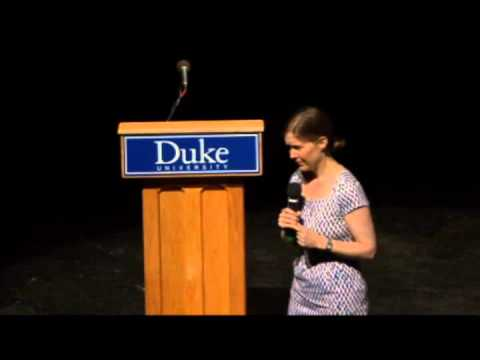 Novelist Ann Patchett Addresses Freshmen