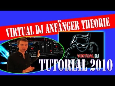 VIRTUAL DJ ANFÄNGER / BEGINNER THEORIE TUTORIAL - Übergänge - German / Deutsch - DJ CONDOR