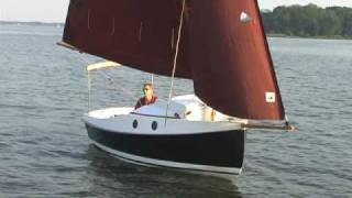 CLC PocketShip Under Sail