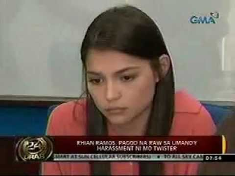 rhian appeals VS Mo Twister