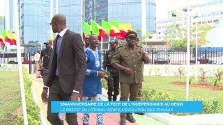 58e anniversaire de la fête de l'indépendance au Bénin