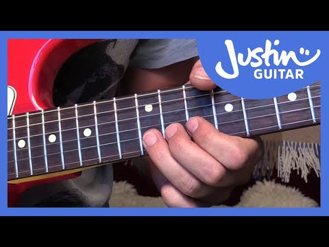 Blues Lick: Eric Clapton Style (Guitar Lesson BL-540)
