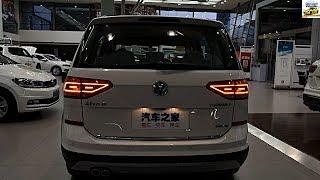 Volkswagen Touran 2020 - A minivan da Volkswagen vendida na China - vídeo com detalhes na RWC