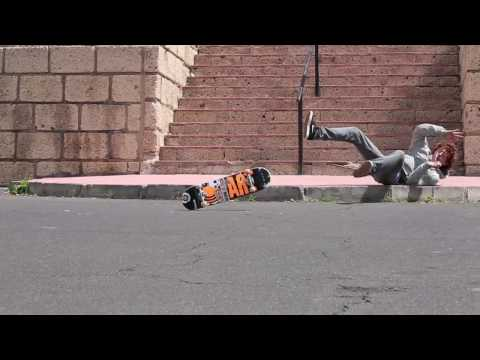 Jart Skateboards - Adrien Bulard RAW footage
