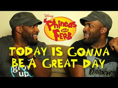 Today Is Gonna Be A Great Day :: Summer Tribute (phineas And Ferb) video