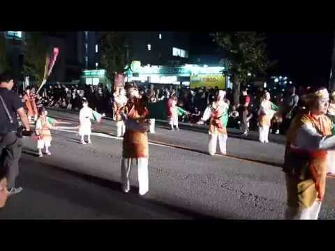 2014年坂戸よさこい 前夜祭