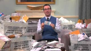 John Oliver - Our lady of perpetual exemption