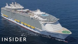 The World?s Largest Cruise Ship Has Made Its Way To The United States