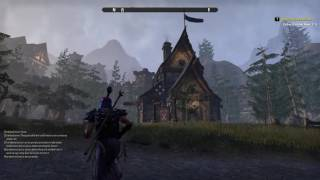 Elder Scrolls  Online  How to leave PvP area