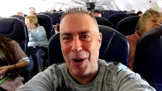 Families Beware. Spirit Airlines Review. Don't Fly Spirit Airlines! Must watch!