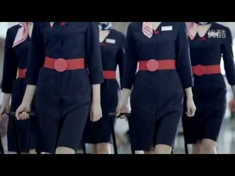 china eastern airlines new uniform