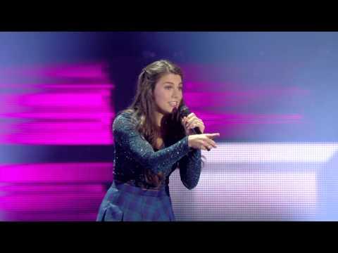 Lisa zingt 'Sexy als ik dans' | K3 zoekt K3 | SBS6