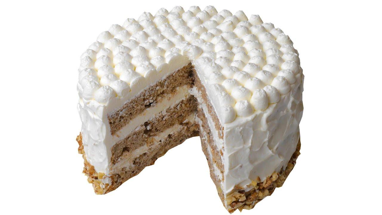 """Торт """"Колибри""""/Hummingbird Cake. Пошаговый рецепт.  - «Видео советы»"""