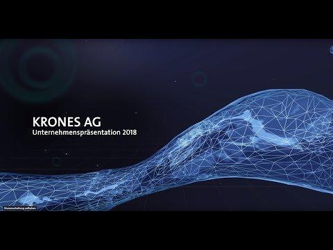 KRONES: Unternehmenspräsentation 2018