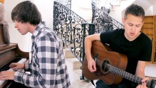 """Just Keep Breathing"" We The Kings (Luke Conard and JonD Acoustic Cover)"