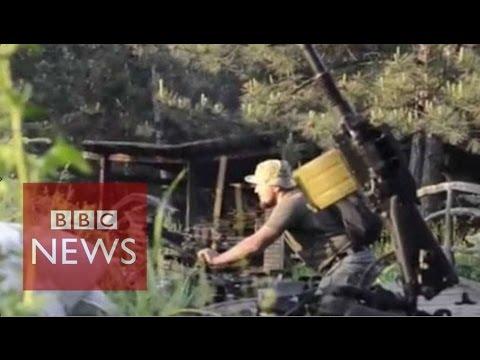 Ukraine fighting 'heaviest in months' BBC News