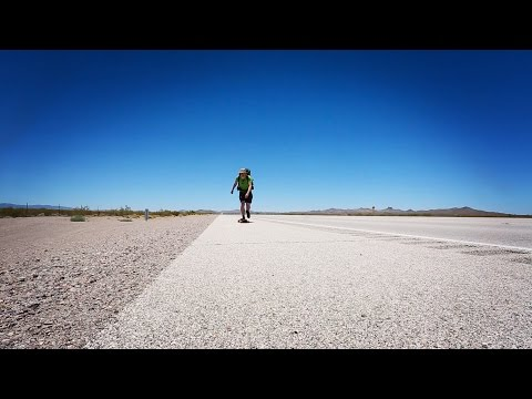 The Poncho Push: Drop Freeride 41 From Page, AZ to LA EP. 4