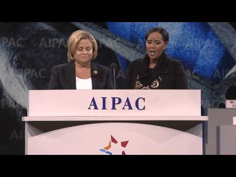 PC 2014 - Rep. Ileana Ros-Lehtinen and MK Pnina Tamano-Shata
