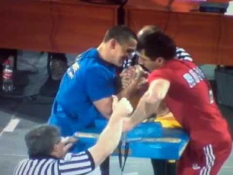 WAF World Championships 2011 - Finale 80kg  ZOLOEV - TAYNOV