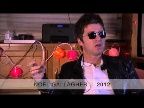 Noel Gallagher Interview at Coachella 2012