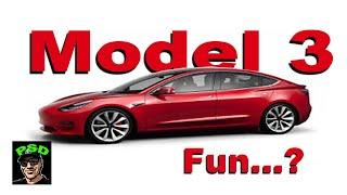 Tesla Model 3 an Enthusiast Car?