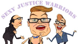 y Justice Warriors and the Truck of Peace