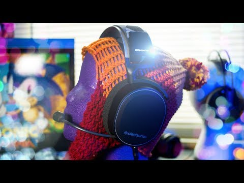 The Wireless Headset of my DREAMS?! - SteelSeries Arctis 7 Review