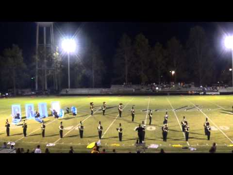 Loretto High School Band - October 17, 2014