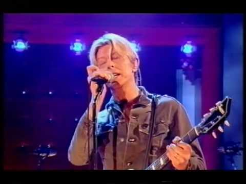 DAVID BOWIE-THE JONATHAN ROSS SHOW-PART 1- 2003