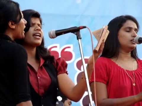 City Church Mangalore-  Somya Bhuken Ami Ailyav (konkani Song) video