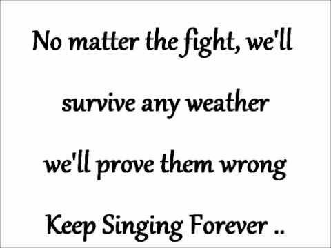 Westlife - Singing Forever