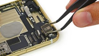 Iphone 6 6s Icloud Unlock In Hardware