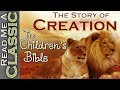 The Story of Creation for Children - Bible Read Along - Christianity for Kids