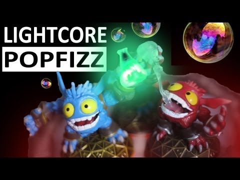 Lightcore Pop Fizz Unboxing & Having Fun