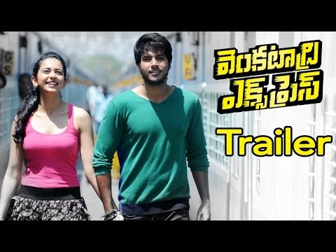 0 Venkatadri Express Movie Theatrical Trailer