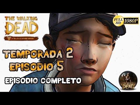 The Walking Dead El Videojuego Temporada 2 Episodio 5 Español Episodio Final Jane