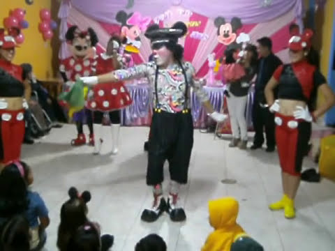FANTASY KIDS - SHOW CON PAYASO PESTAÑITA Y ANIMADORA TIFANNY