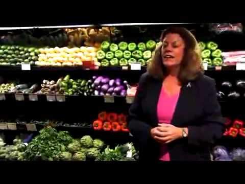 Breast Cancer Fruits and Vegetables